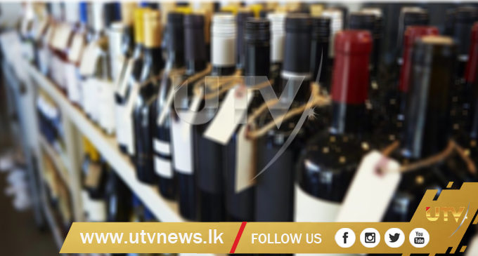 Liquor shops closed for New Year