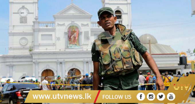 Catholic services across Colombo suspended