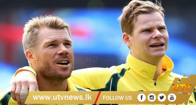 Smith & Warner named in Australia's World Cup squad