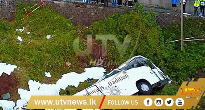 At least 29 dead in Madeira bus crash