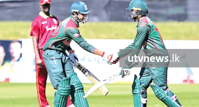 Bangladesh reach tri-series final after victory over Windies