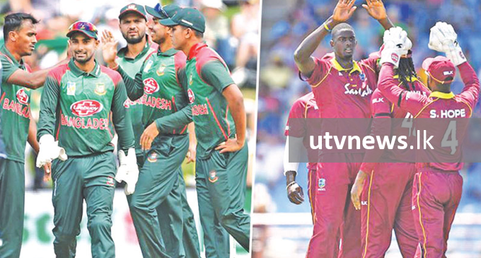 Last chance for Bangladesh, West Indies
