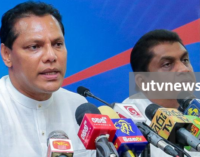 """""""Restore normalcy and not an opportune time for NCM"""" – Dayasiri Jayasekara"""