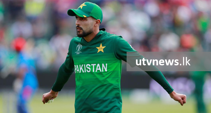 Mohammad Amir fit for World Cup debut, says Pakistan captain