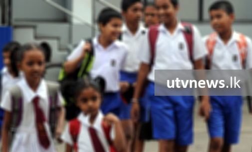 Govt. requests parents to send children to school from tomorrow