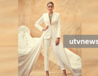 Cannes 2019: Sonam means business in white tuxedo with a twist