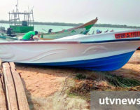 Lankan boat found abandoned in Indian waters