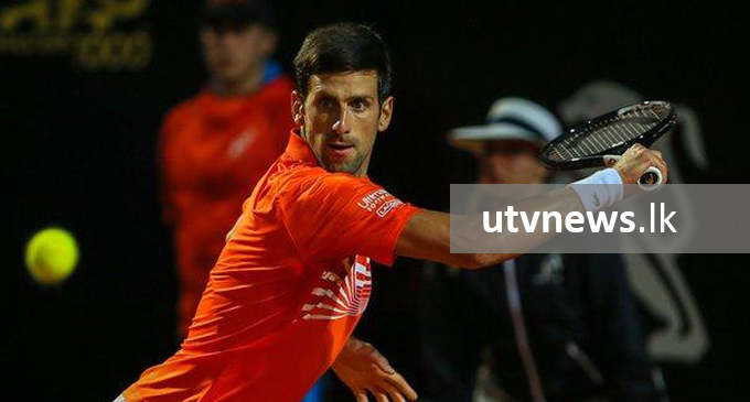 Djokovic through to Italian Open Semis