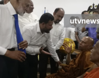 Muslim MPs meeting underway with Ven. Chief Prelates of the Asgiriya & Malwatte Chapters