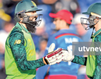 South Africa beat Afghanistan to keep World Cup hopes alive