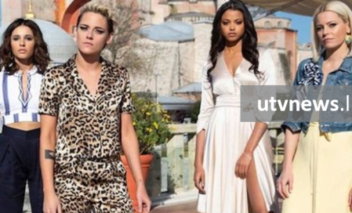 'Charlie's Angels' are back with more spunk