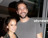 'Pretty Little Liars' star Brant Daugherty marries actress Kim Hidalgo
