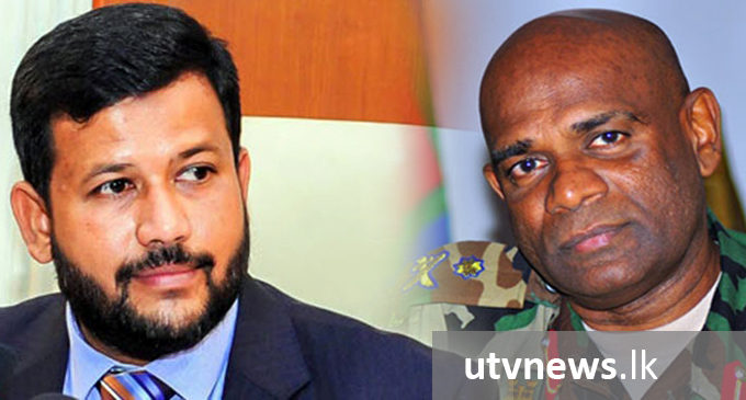 """""""Minister Rishad never influenced me"""" – Army Commander reaffirms [VIDEO]"""