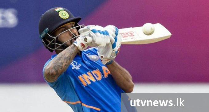 Shikhar Dhawan likely to miss 3 games in Cricket World Cup with injury