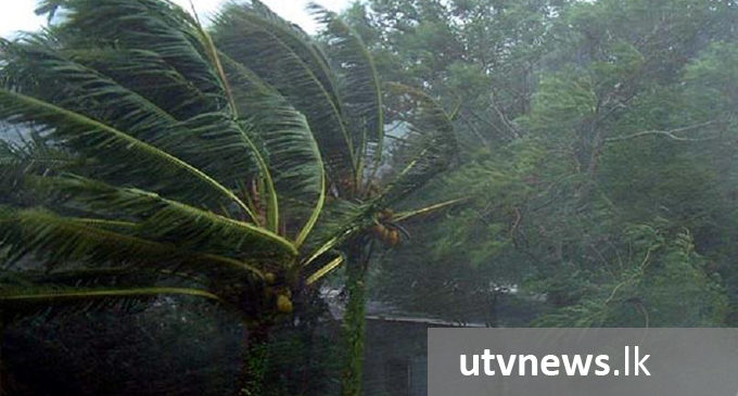 Showers, winds to enhance over South-Western areas