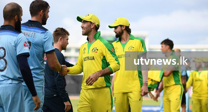 England lose to Australia in Cricket World Cup at Lord's