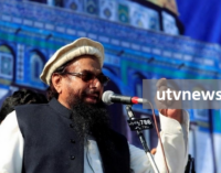 Hafiz Saeed, 12 other JuD leaders booked for terror financing in Pakistan