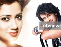 Shreya and Sonu come together for love song