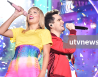 Brendon Urie steps in support of Taylor Swift, slams Scooter Braun