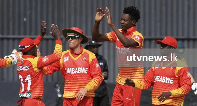 Zimbabwe suspended by ICC over 'political interference'