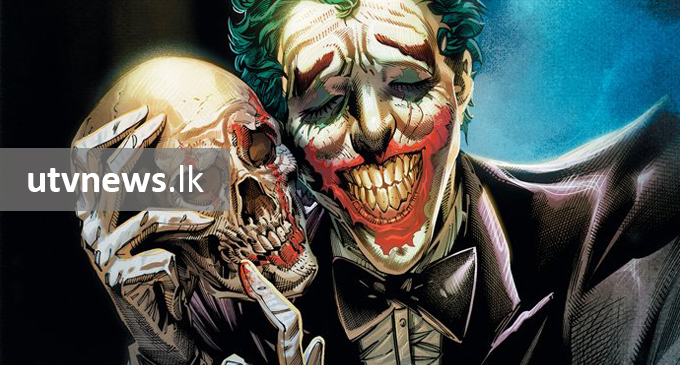 "John Carpenter does a one-shot ""Joker"" comic"