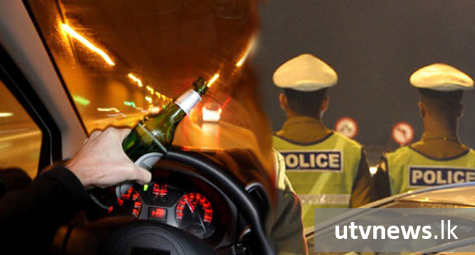 8,864 drunk drivers arrested since July