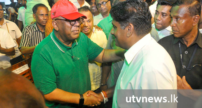 """Sajith will be named as UNP Presidential candidate"" – Mangala [VIDEO]"