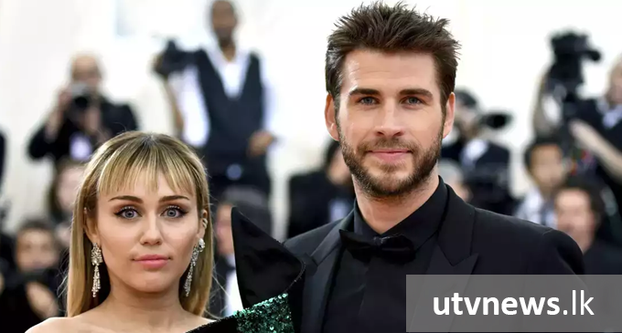 Liam Hemsworth seems upset post split with Miley Cyrus
