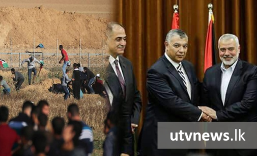 Egyptian delegation arrives in Gaza for mediation between Israel, Hamas