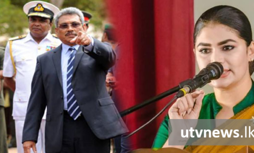 """""""If GOTA is the most innocent, then Hitler was also innocent when he was small"""" – Hirunika – [VIDEO]"""