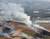 Hezbollah fires rockets into Israel from Lebanon – [PHOTOS]