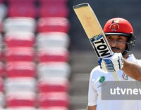 Shah steers Afghanistan with historic ton