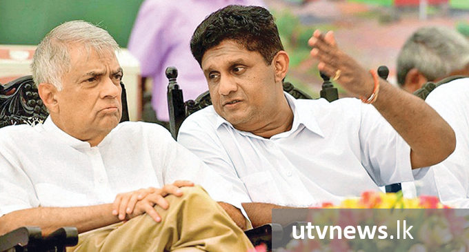 Ranil – Sajith meeting adjourn on a positive note