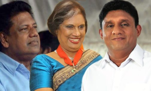 Over 700,000 to support Sajith under leadership of Chandrika and Welgama