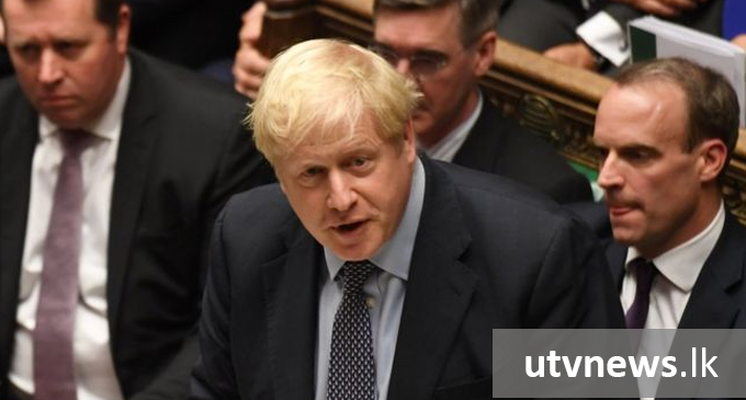 Brexit: No 10 to push again for vote on Boris Johnson's deal
