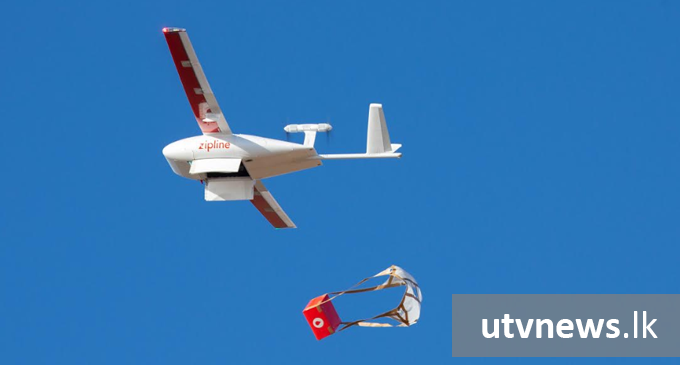"""""""Drone Delivery of Medicine; a possible life saving technology in disaster management for  Sri Lankan context'' 'Technology already embraced by India'"""