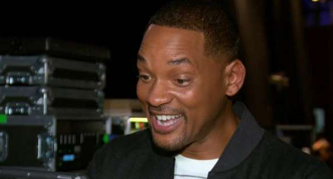 Will Smith has become 'more fearful' with age