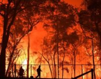 Australia fires: 'Catastrophic' alerts in South Australia and Victoria – [IMAGES]