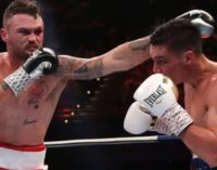 Dwight Ritchie: Australian boxer dies aged 27 after training session