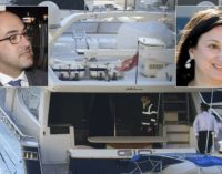 Malta businessman held on yacht in journalist murder probe – [IMAGES]