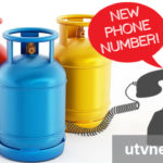 NEW phone number gas