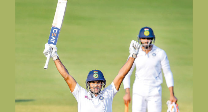 Red-hot Agarwal delighted to cash in on strong form