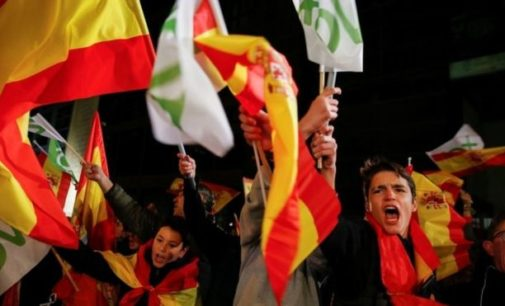 Spanish elections: Socialists win amid far right surge – [IMAGES]