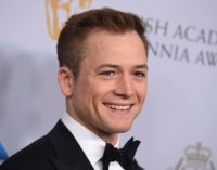 Taron Egerton: Was not happy making 'Robin Hood'