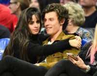 Cabello 'collaborating' with Mendes 'on life'