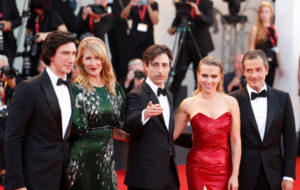 "76th Venice Film Festival – Screening of the film ""Marriage Story"" in competition – Red carpet arrivals"