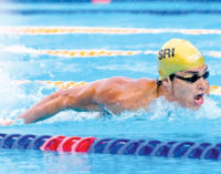 Abeysinghe dominates swimming with seven golds