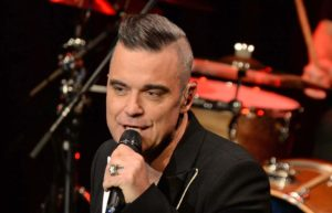 Robbie Williams secret concert at the Kehrwieder theatre, Hamburg, Germany – 05 Dec 2019