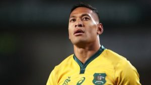 Rugby Australia sacked Folau for making anti-gay comments