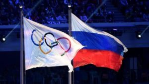 Russian athletes could be banned from the Olympics in Tokyo and Beijing